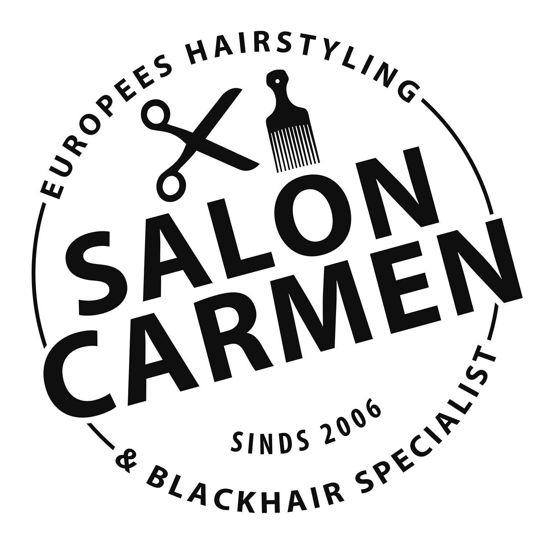 Salon Carmen Logo 2020 Kapsalon Hengelo Grootdriene goedkoop zonder afspraak snel